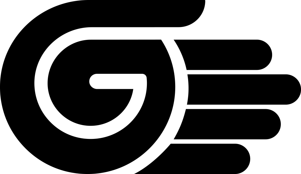 Logo Mark - Monochrome Black
