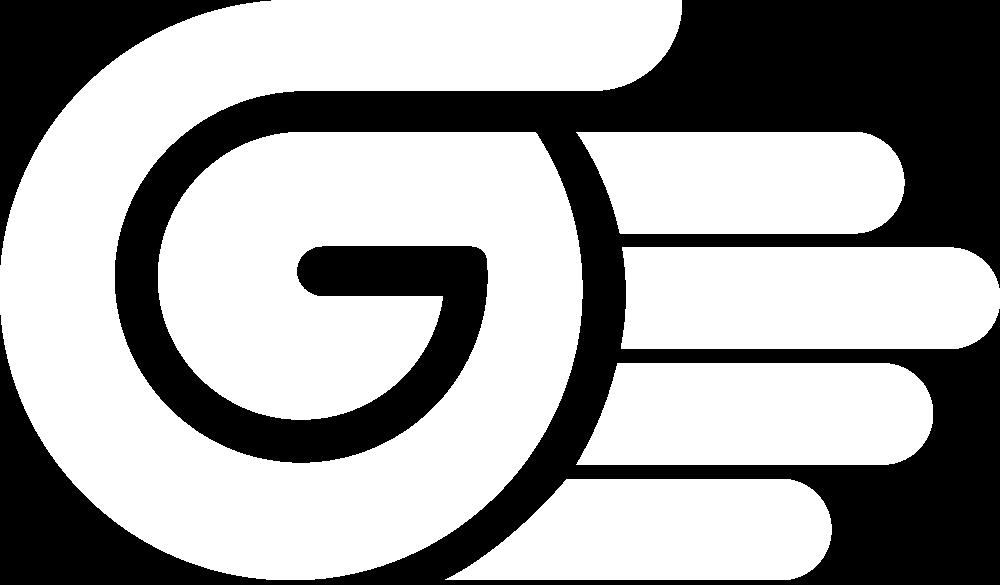 Logo Mark - Monochrome White