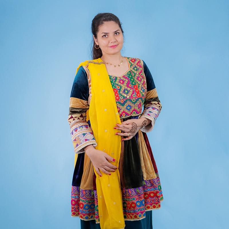 Fawzia Zamani
