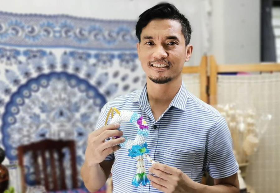 Phuang Malai: Thai Floral Garland