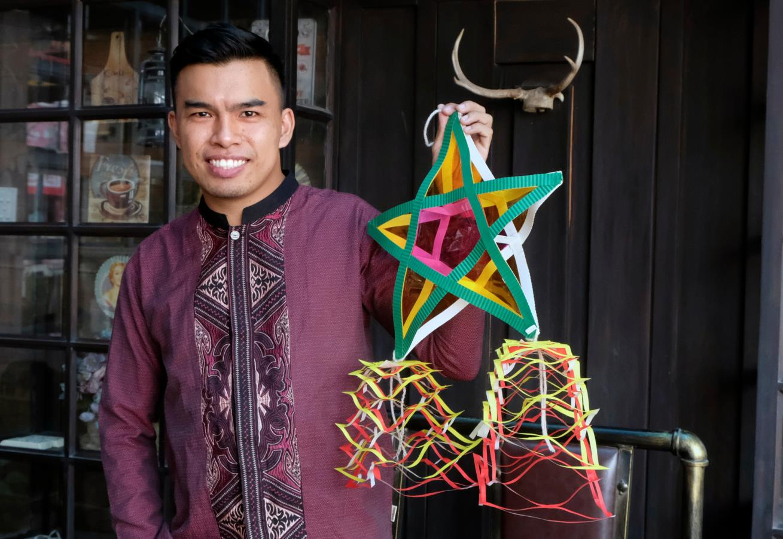 Parol: A Filipino Christmas Lantern