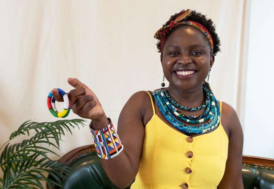 Ndebele Bracelet from Zimbabwe