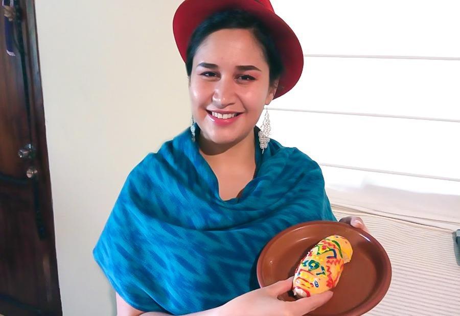 Guaguas de Pan from Ecuador